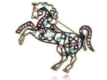 Load image into Gallery viewer, Cutout Fairytale Stallion Horse