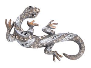 Animal Jewelry Lizard Gecko Pin Brooch