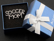 Load image into Gallery viewer, Soccer Mom's Casual Novelty Party Pin Brooch