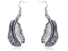 Load image into Gallery viewer, Genuine Encrusted Parrot Bird Dangling Body Earrings