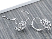 Load image into Gallery viewer, Petite Elements Disco Ball Half Earrings