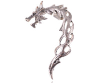 Load image into Gallery viewer, Dragon Fury Battleground Shimmering Finish Flame Esque Earring Cuff