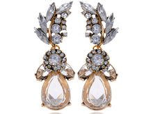 Load image into Gallery viewer, Royal Accented Earrings