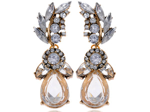 Royal Accented Earrings
