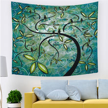 Load image into Gallery viewer, Wall Hanging Print Tapestry