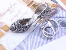 Load image into Gallery viewer, Lady's High Heel Shoe Women Bag Refinement Keychain