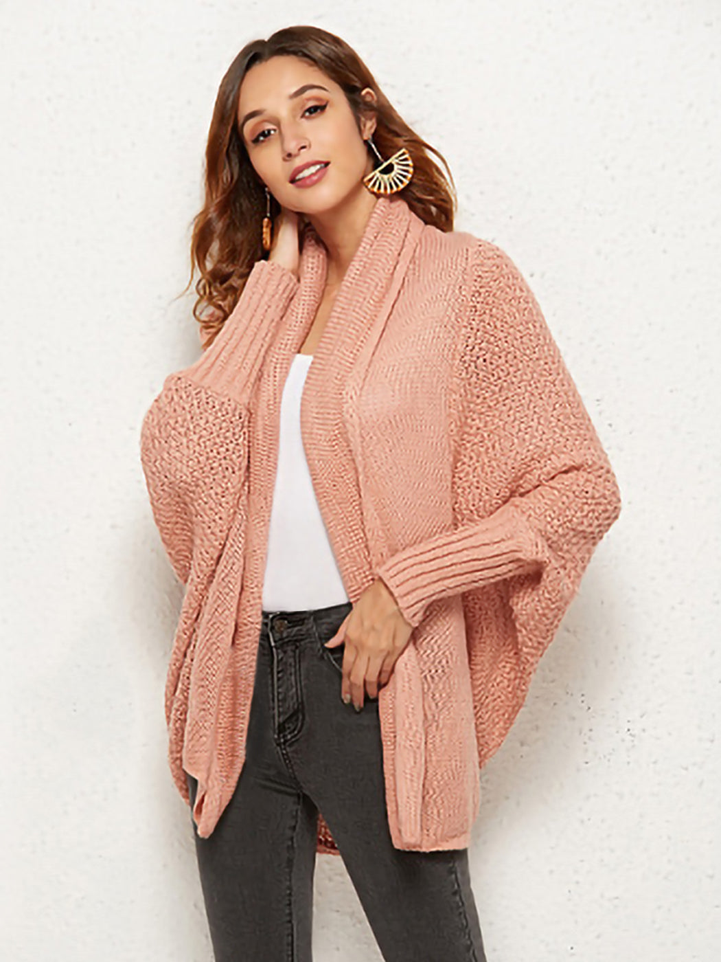 By The Fireside Knit Cardigan