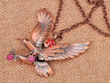 Load image into Gallery viewer, Hunting Hawk Eagle Necklace Pendant