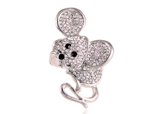 Little Mouse Rat Ring
