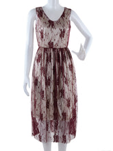 Load image into Gallery viewer, Gatsby Crochet Vest Lace Dress Set