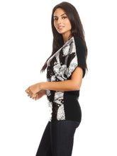 Load image into Gallery viewer, Anna-Kaci Womens Loose Fit Sequin Dolman Sleeve Evening Blouse Top