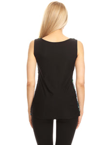 Sparkle and Shine Sleeveless Top