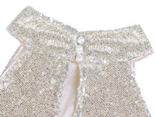 Load image into Gallery viewer, Sparkling Sequin Embellished Halter Dress