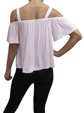 Load image into Gallery viewer, In Bloom Off Shoulder Blouse