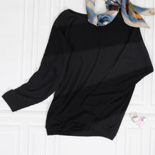 Load image into Gallery viewer, Off Shoulder Lounge Sweatshirt