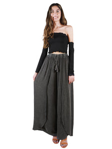 Everyday Palazzo High Waist Summer Day Pant
