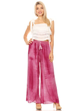 Load image into Gallery viewer, Everyday Palazzo High Waist Summer Day Pant