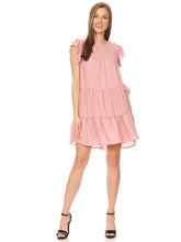 Load image into Gallery viewer, Casual Ruffle Summer Dress