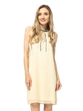 Load image into Gallery viewer, Beaded Sleeveless Halter Party Dress