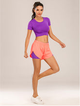 Load image into Gallery viewer, Sport Running Shorts 2 in 1 with Pockets