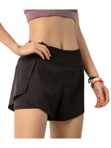 Workout Running Shorts Quick Dry with Pocket