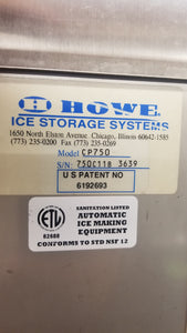 Howe Mobile Express Ice Storage Unit