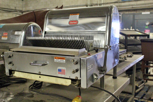 Berkel Table Top Bread Slicer