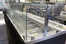 Load image into Gallery viewer, 2017 Hussmann 8' Cold Food Service Case W/ Refrigerated Drawers (NEW)