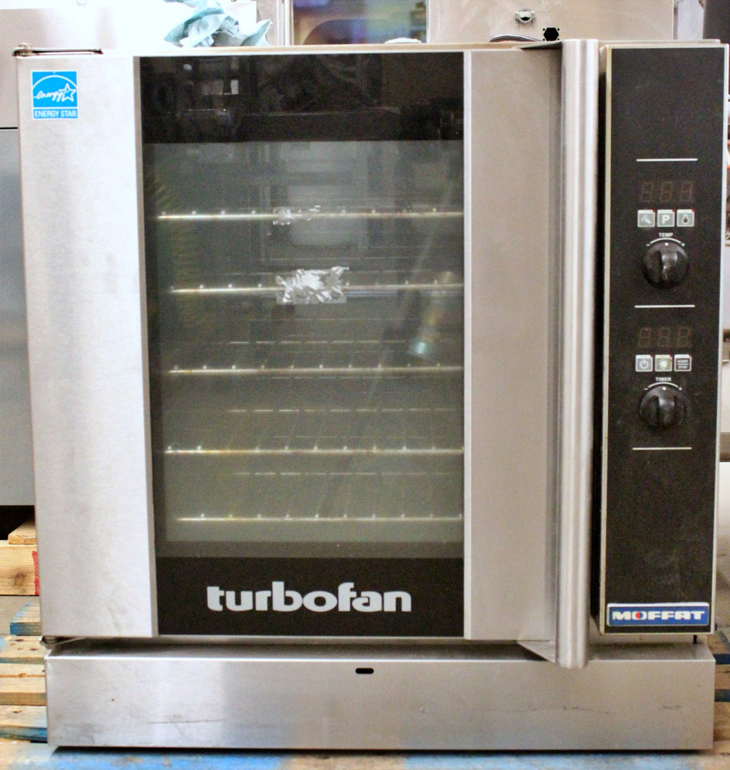2017 Moffat TurboFan Full-Size Gas Convection Oven