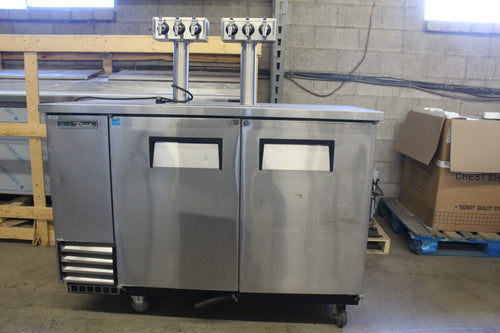 True TDD-2-S-HC Keg Chiller