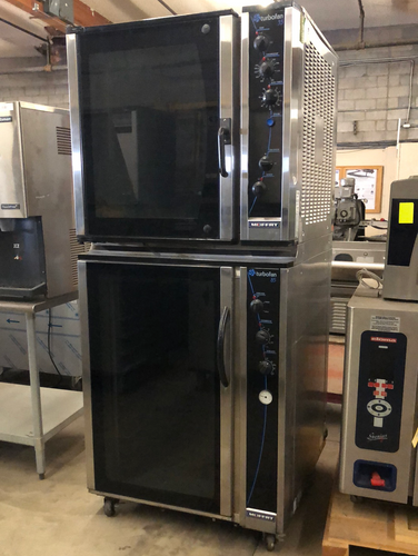 Moffat Electric Combi Oven W/ Proofer Base