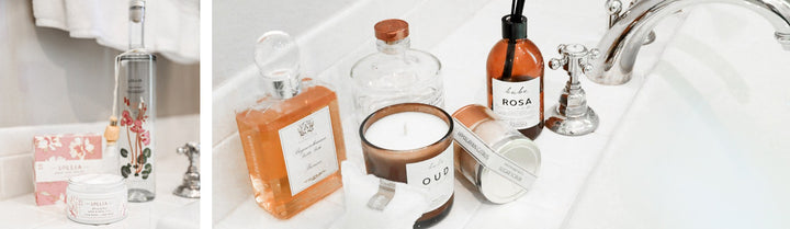 MODERN ZEN: LUCY'S BATH & BODY ESSENTIALS