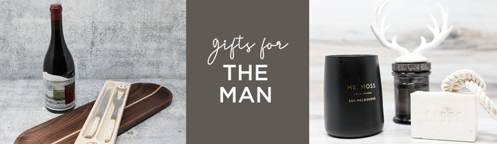 HOLIDAY GIFT GUIDE: THE MAN