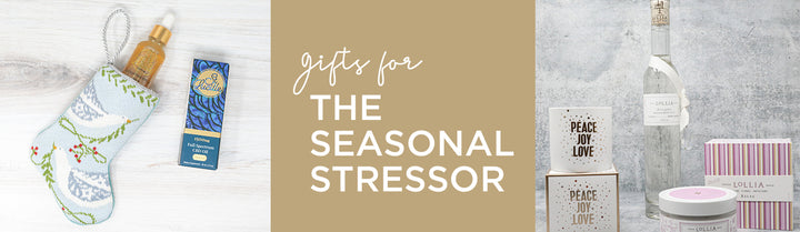 HOLIDAY GIFT GUIDE: THE HOLIDAY STRESSOR