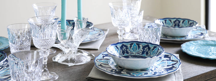 MIX AND MATCH WITH MELAMINE