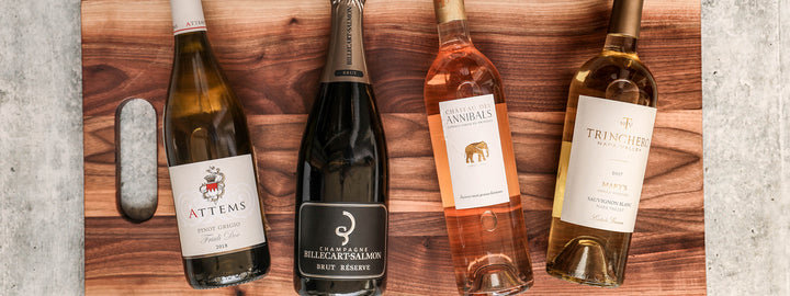 OUR FAVORITE WINES THIS SUMMER