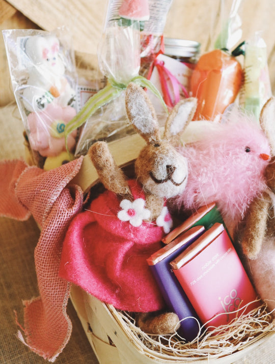 5 Tips from The Easter Basket Experts