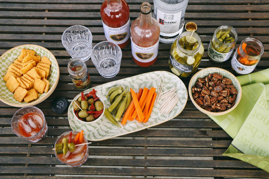 Your Very Own Bloody Mary Bar