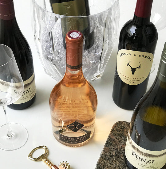 FIVE THANKSGIVING WINES