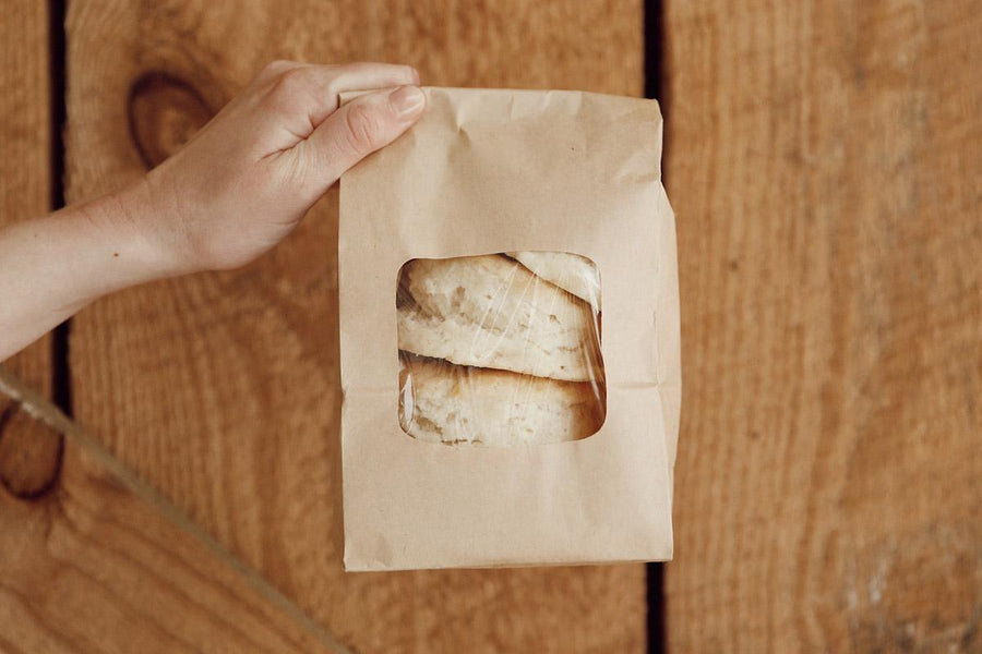 Buttermilk Biscuits, 4-pack by The Buttery ATL