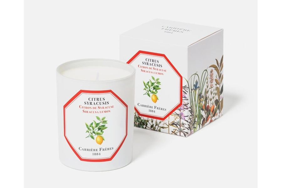 Carriere Freres Candles