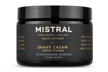 Mistral Shave Cream