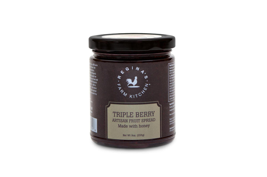 Triple Berry Spread - Regina's Farm Kitchen