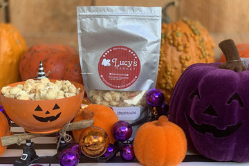 Spooktacular Popcorn by Lucy's