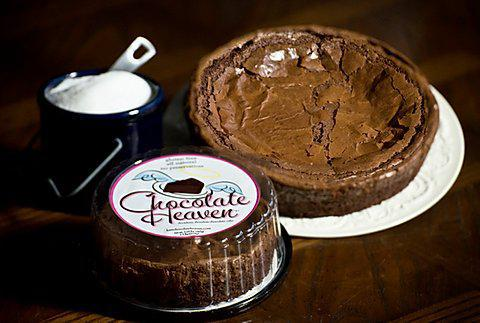 Flourless Cake Small - Chocolate Heaven