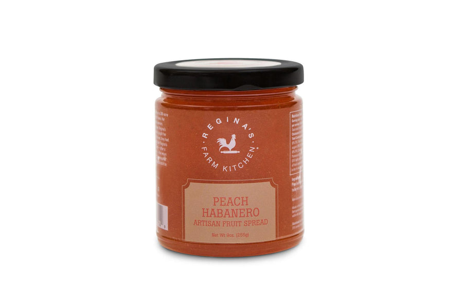 Peach Habanero Spread - Regina's Farm Kitchen