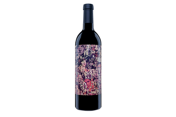 Abstract Red Blend