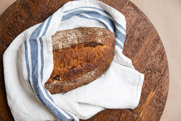 Rosemary & Kalamata Olive Pain Au Levain by The Buttery ATL