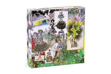 Christian Lacroix Heritage Collection Fashion Season Double-Sided 500 Piece Puzzle