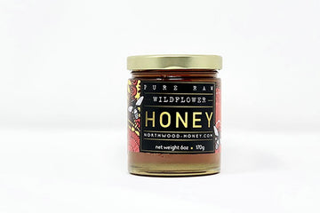 Wildflower Honey, 8oz by Northwood Honey
